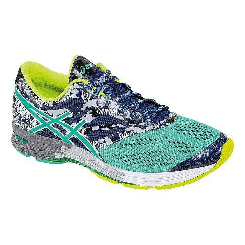 Mens ASICS GEL-Noosa Tri 10 Running Shoe - Blue/Mint 10