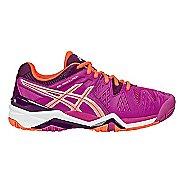 Womens ASICS GEL-Resolution 6 Court Shoe
