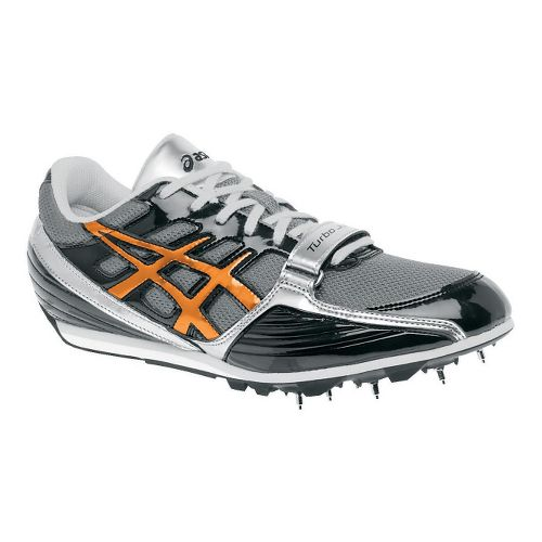 ASICS Turbo Jump Track and Field Spike Track and Field Shoe - Storm/Copper 7