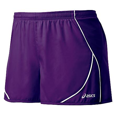 Womens ASICS Performance 2-N-1 Shorty Shorts