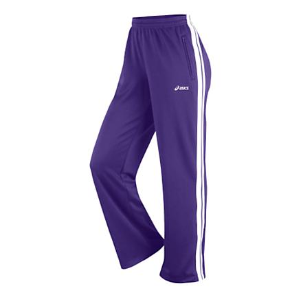 Womens ASICS Hurdle Warm-Up Track Pant