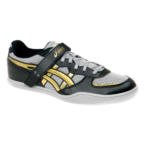 ASICS Hyper Throw 2 Track and Field Shoe - Gold/Black 6