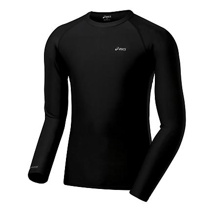 Mens ASICS Inner Muscle Long Sleeve No Zip Technical Top