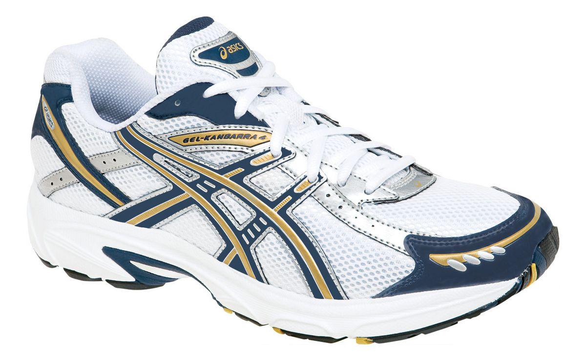 mens asics gel kanbarra 4 running shoe at road runner sports