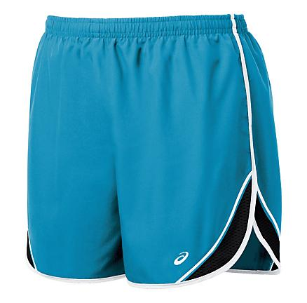 "Womens ASICS 3"" Split Short Lined Shorts"