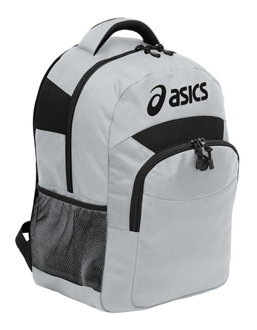 ASICS Backpack Bags - Athletic Grey