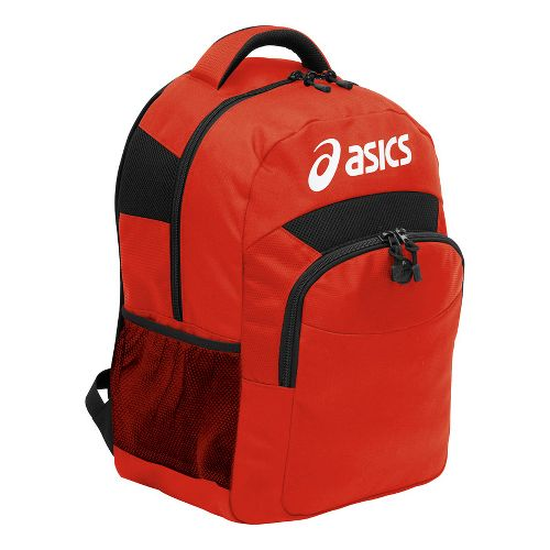 ASICS Backpack Bags - Red