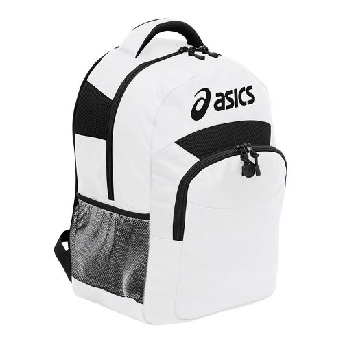 ASICS Backpack Bags - White