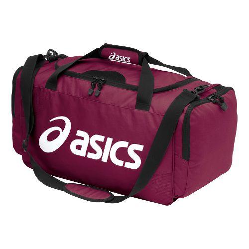 ASICS Small Duffle Bags - Cardinal