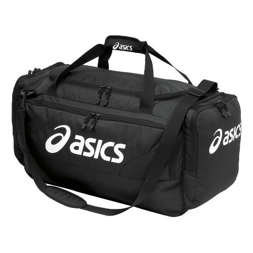 ASICS Medium Duffle Bags - Black