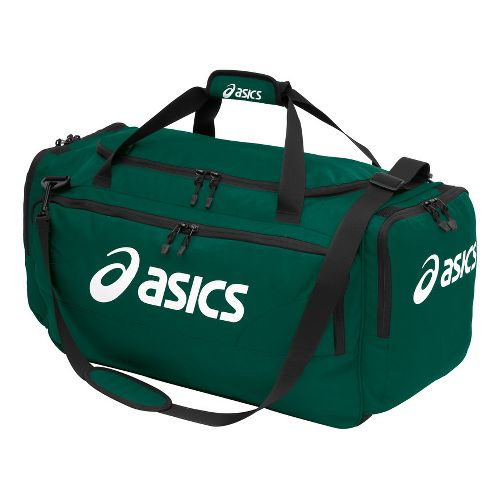 ASICS Medium Duffle Bags - Forest