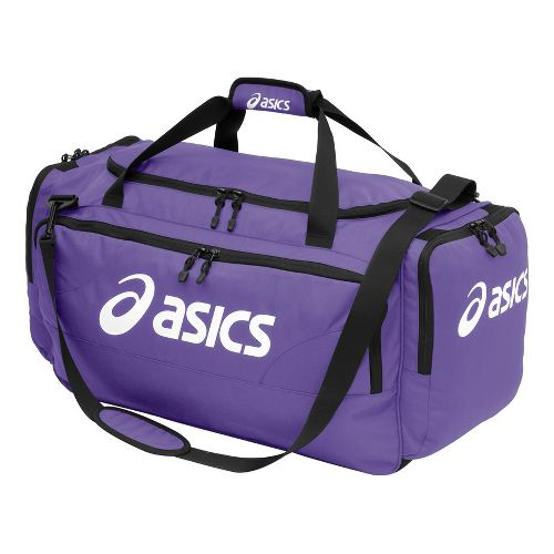 ASICS Medium Duffle Bags - Purple