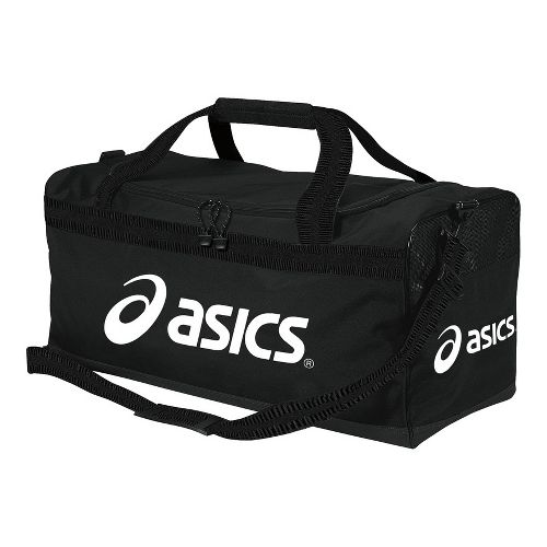 ASICS Large Duffle Bags - Black