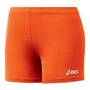 "Womens ASICS 4"" Court Fitted Shorts"