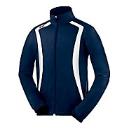 Mens ASICS Caldera Warm-Up Unhooded Jackets