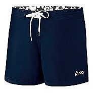 Womens ASICS Aneka Boardshort Unlined Shorts