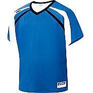 Mens ASICS Crosse Jersey Short Sleeve Technical Tops