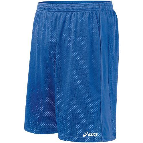 Mens ASICS Cradle Lacrosse Lined Shorts - Royal L