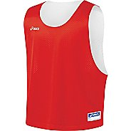 Mens ASICS Lacrosse Scrimmage Vest Tanks Technical Tops