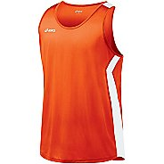 Mens ASICS Intensity Singlet Technical Tops