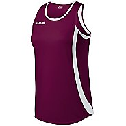 Womens ASICS Intensity Singlet Technical Tops
