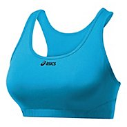 Womens ASICS Team Core Top Sports Bras