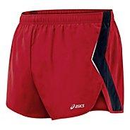 Mens ASICS Split Short Splits Shorts