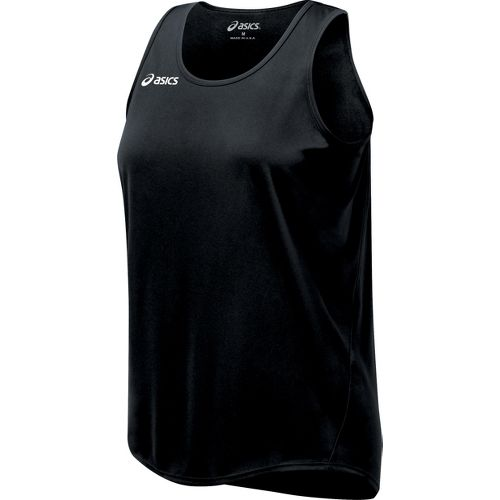 Womens ASICS Propel Singlet Technical Tops - Black XS