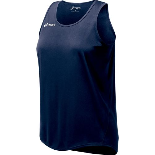 Womens ASICS Propel Singlet Technical Tops - Navy XXL