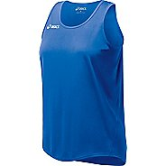 Womens ASICS Propel Singlet Technical Tops