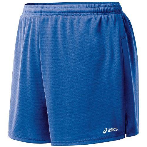 Womens ASICS Propel Lined Shorts - Royal S
