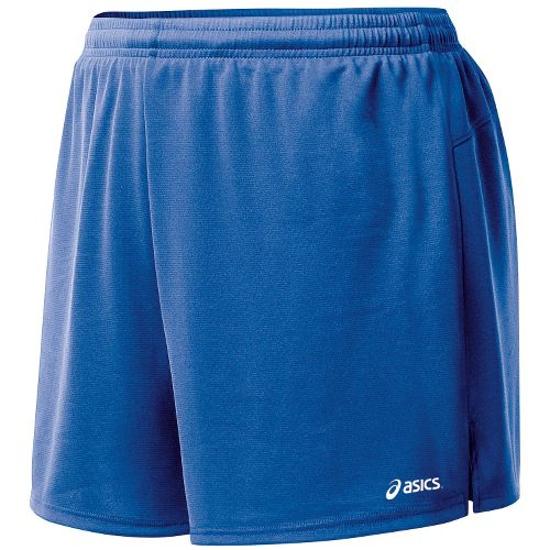 Womens ASICS Propel Lined Shorts - Royal XL