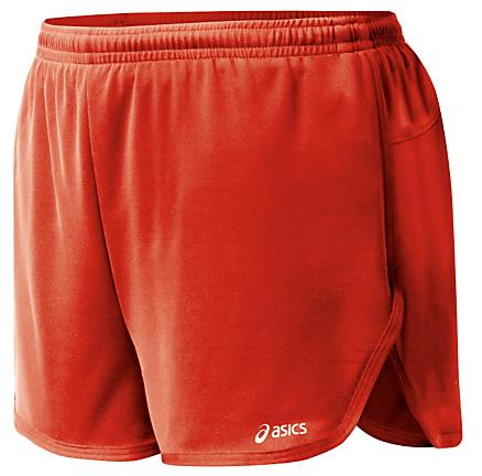 Womens ASICS Propel 1/2 Split Shorts