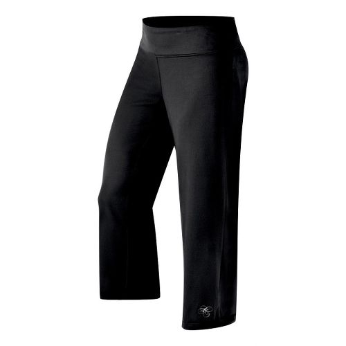 Womens ASICS Aijyo Capri Pants - Black M
