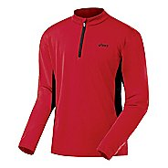Mens ASICS Thermopolis XP Half Zip Long Sleeve 1/2 Zip Technical Tops