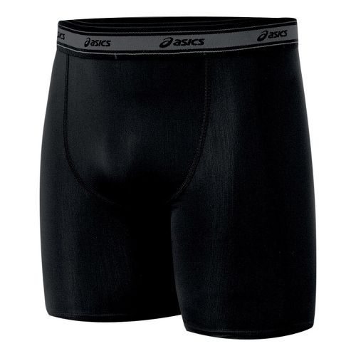 Mens ASICS Compression Fitted Shorts - Black XXL