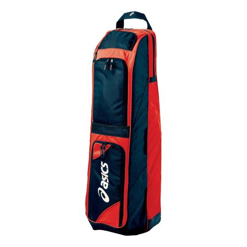 ASICS Striker Stick Bags - Navy/Red