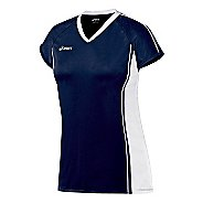 Womens ASICS Replay Jersey Short Sleeve Technical Tops
