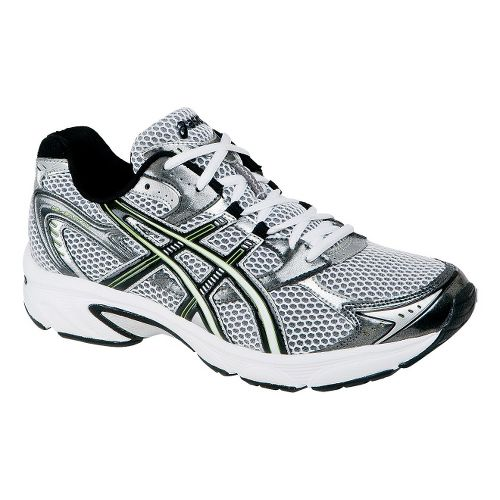 Mens ASICS GEL-Equation 4 Running Shoe - Gunmetal/Black 7