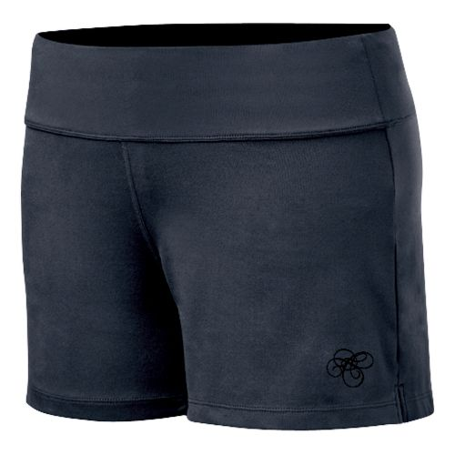 Womens ASICS AYAMi LT Fitted Shorts - Iron L