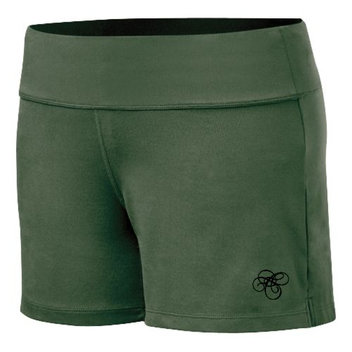 Womens ASICS AYAMi LT Fitted Shorts - Urban L