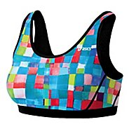 Womens ASICS Abby Basic Bra Sports Bra