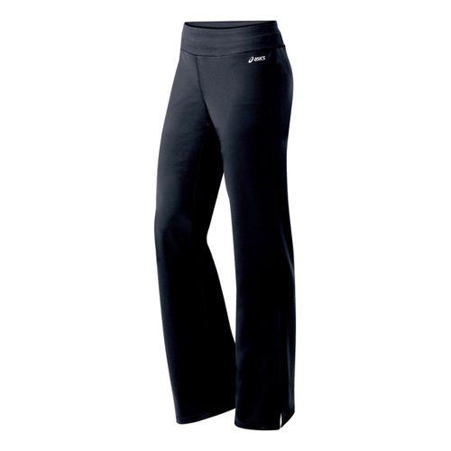 Womens ASICS Abby Pant Full Length Pants - Iron XL