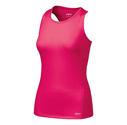 Womens ASICS Core Singlet Singlets Technical Tops