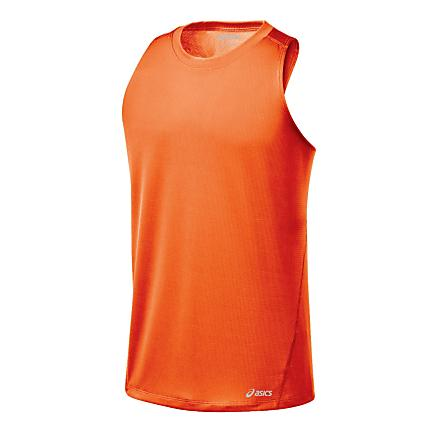 Mens ASICS Core Singlet Technical Tops