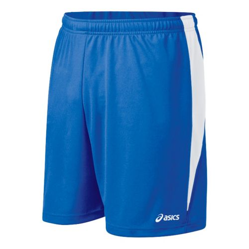 Mens ASICS Rally Unlined Shorts - Royal/White M