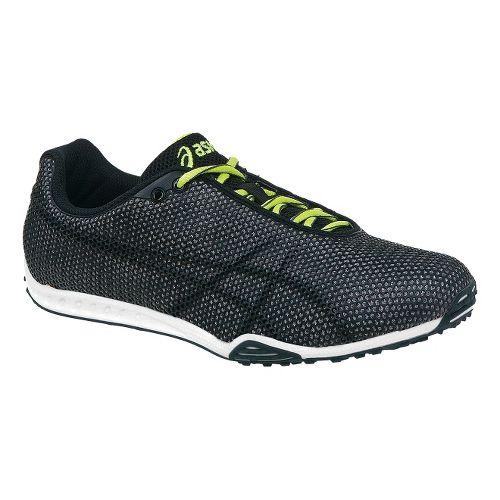 Mens ASICS GEL-Dirt Dog 4 Cross Country Shoe - Carbon/Black 11