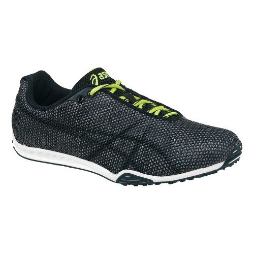 Mens ASICS GEL-Dirt Dog 4 Cross Country Shoe - Carbon/Black 4.5