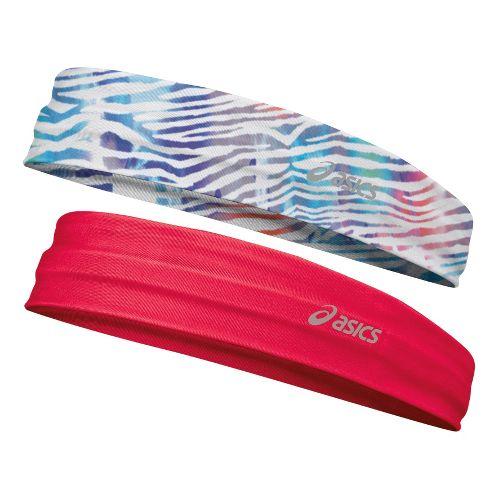 ASICS Hera 2 Pack Headband Headwear - Verve