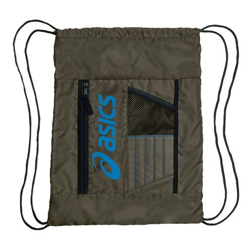 ASICS City Sackpack Bags - Tarmac/Jasper